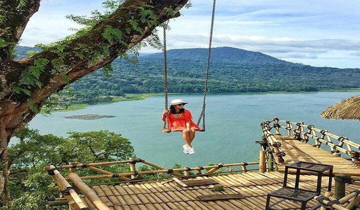 Anjungan Wanagiri Di Danau Buyan Tamblingan Http